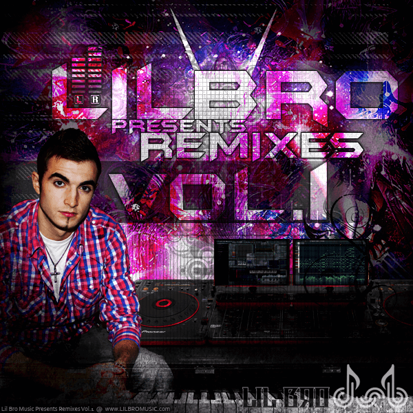Andi Herzog - Lil Bro Remixes Vol. 1 - Remix Tape - Hip-Hop, RnB, Electro, Dubstep