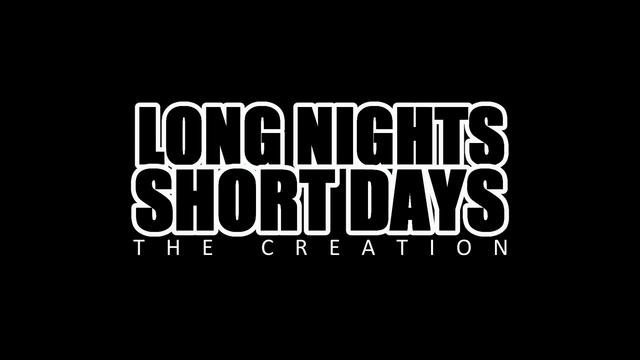 "Cover vom Making Of Video zu Andi Herzog's Remix Tape ""Long Nights Short Days"""