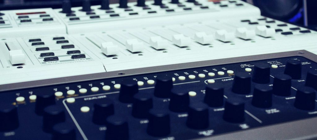 Dope Sound Studio - Mischpult