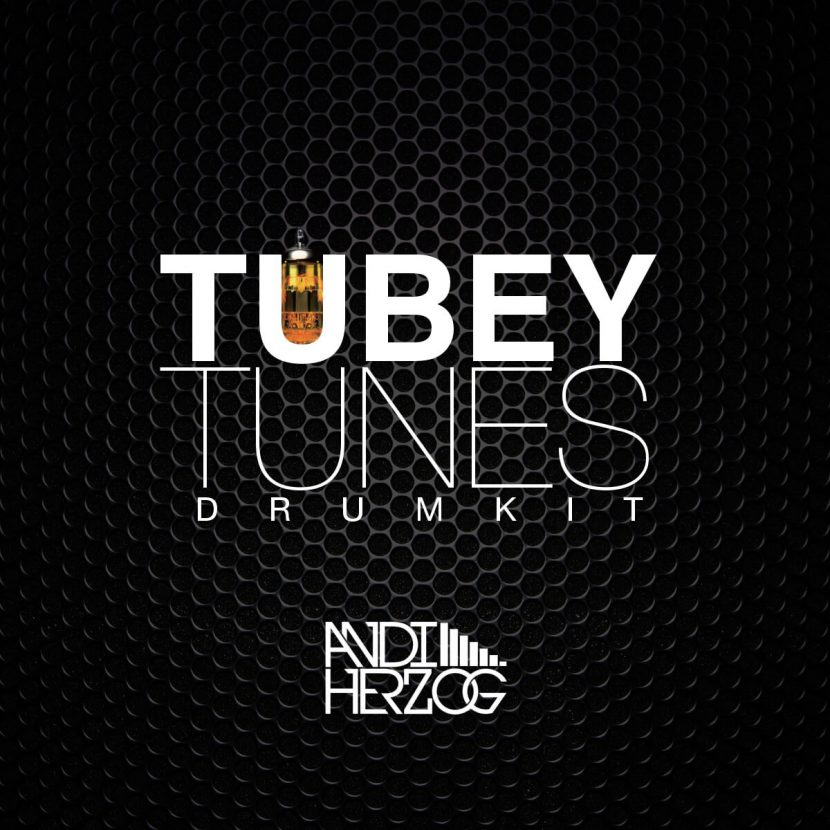 Tubey Tunes Drumkit Cover Artwork