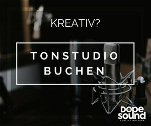 Tonstudio am Bodensee buchen